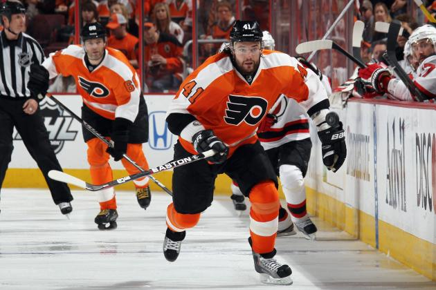 Philadelphia Flyers: 4 Veterans Who Could Take the Team to the Next Level