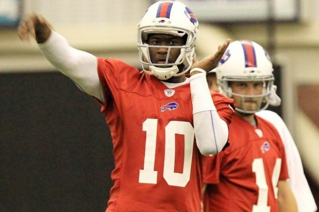 Why Vince Young Won't End the Season as Buffalo Bills' Starting QB