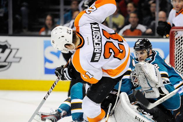 NHL Draft 2012: Philadelphia Flyers Who Might Be Traded at the Draft