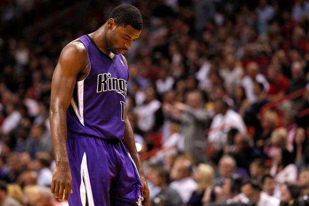 Tyreke Evans and 9 NBA Stars Who Need a Change of Scenery