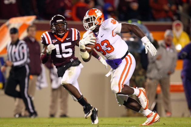 Clemson Football: What You Need to Know About Dwayne Allen's Replacements