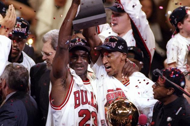 Ranking NBA Champions from the Past 25 Years