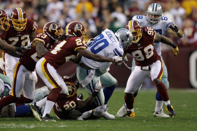 Washington Redskins: How 'Skins Defense Stacks Up Against NFC East in 2012