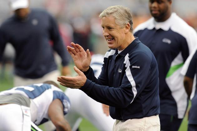 3 Reasons Pete Carroll and the Seattle Seahawks Cannot Fail in 2012