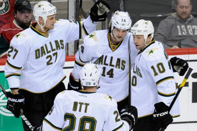 Dallas Stars: Latest Trade Rumors, Free Agent News and Draft Buzz