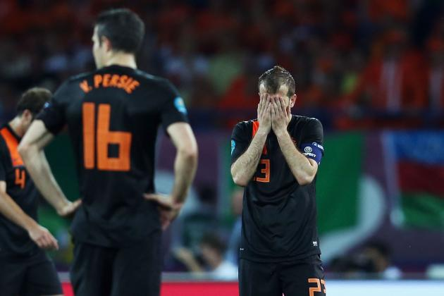 Euro 2012: 10 Biggest Surprises of the Tournament so Far