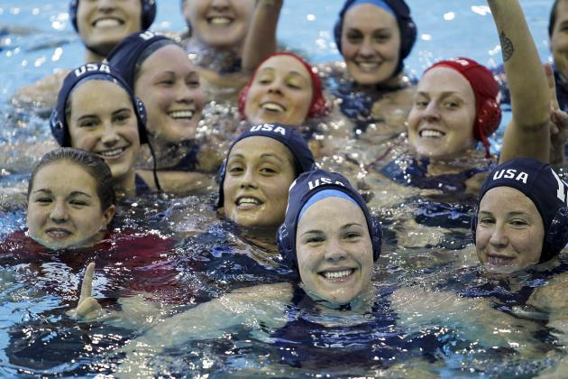 2012 Olympics: 5 Steps to Winning Gold for the USA Women's Water Polo Team