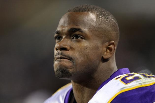 Updates on Adrian Peterson and Offseason's Most Talked-About Names
