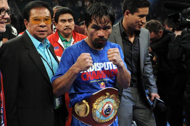 Manny Pacquiao and 20 Former Champions Who Will Recapture Title Belts