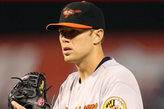 Why Chris Tillman Should Replace Tommy Hunter in the Orioles Starting Rotation
