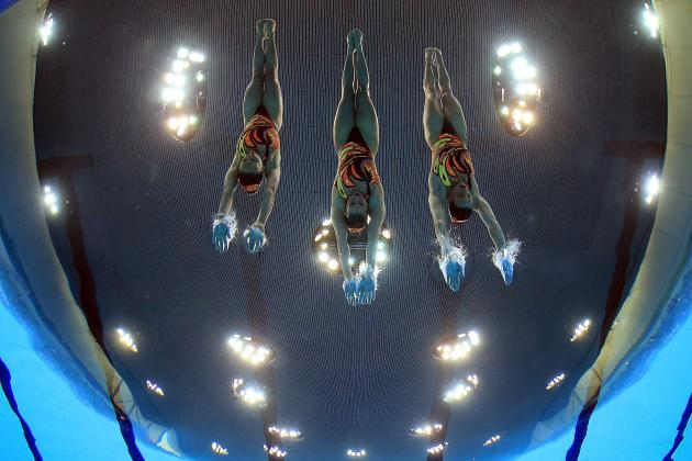 US Olympic Synchronized Swimming Team 2012: Updated News & Analysis