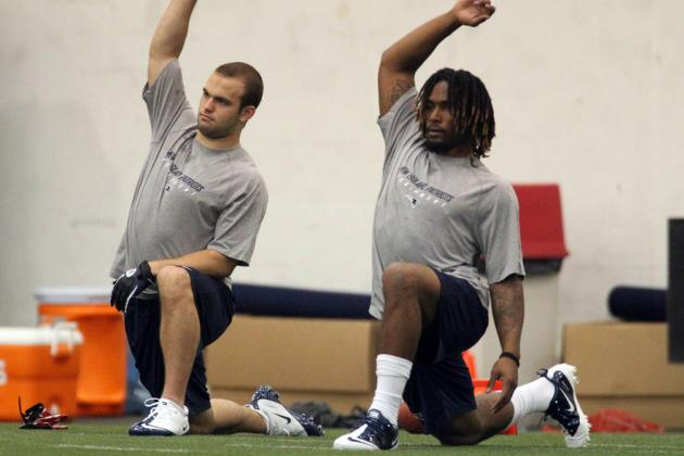 New England Patriots: Practice Squad Candidates