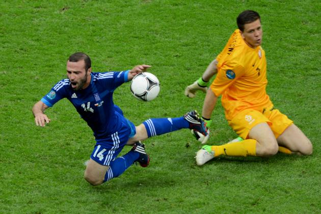 Euro 2012: 5 Biggest Group Stage Flops