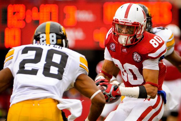 Nebraska Football: What You Need to Know About Cornhuskers WR Kenny Bell