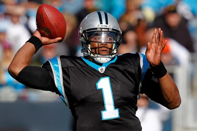 5 Encouraging Signs Heading into Carolina Panthers' 2012 Season