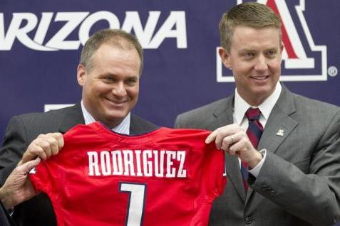 Pac-12 Football: What You Need to Know About Rich Rodriguez at Arizona
