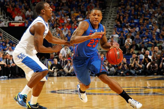 2012 NBA Draft: Ranking the Top Landing Spots for Florida's Bradley Beal