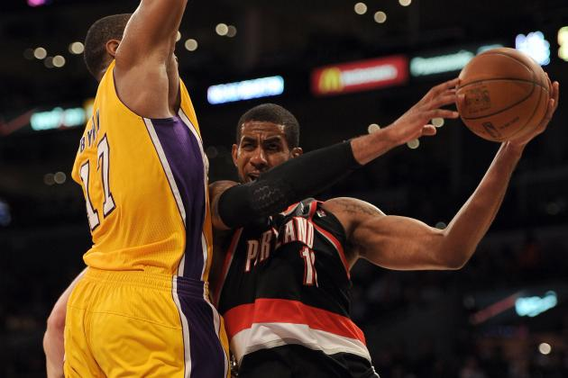 NBA Draft 2012: Top 6 Rookies Who Could Help LaMarcus Aldridge