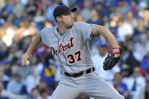 Detroit Tigers: 5 Keys to Max Scherzer Developing Any Sense of Consistency