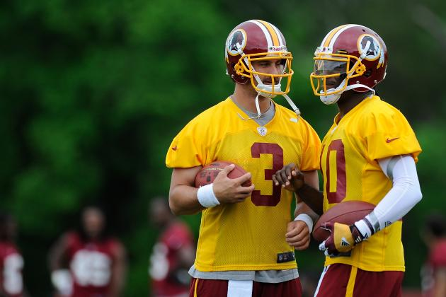 RGIII: 5 Washington Redskins Who Instantly Improved When the QB Was Drafted