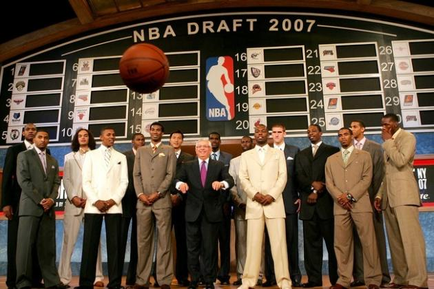 NBA Draft: Repicking the 2007 Class