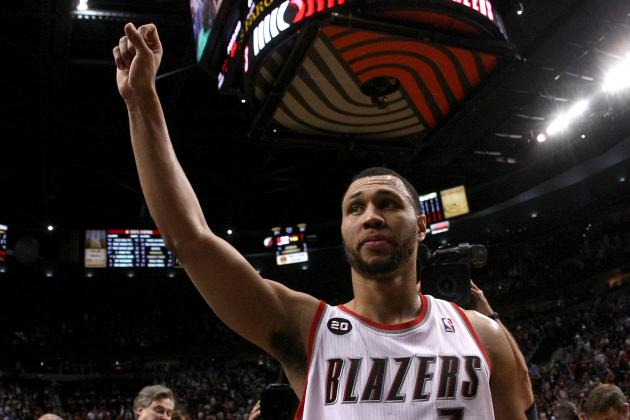 Brandon Roy's Best Landing Spots for NBA Comeback