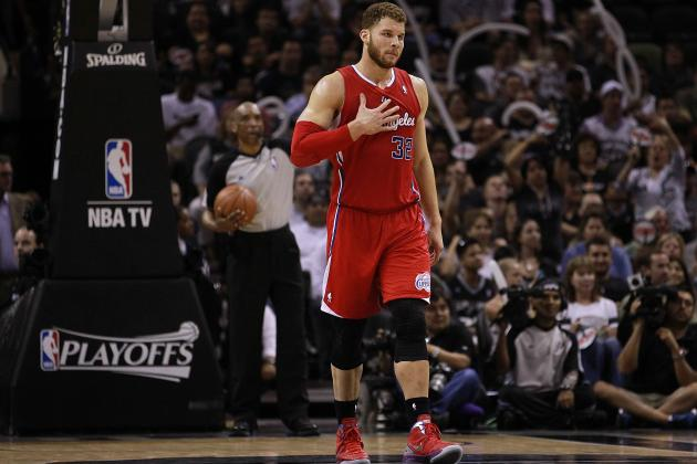 Blake Griffin: 5 Biggest Holes in L.A. Clippers Star's Game