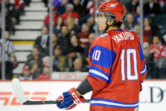 2012 NHL Mock Draft: Pick-by-Pick Projections for Rounds 1 & 2