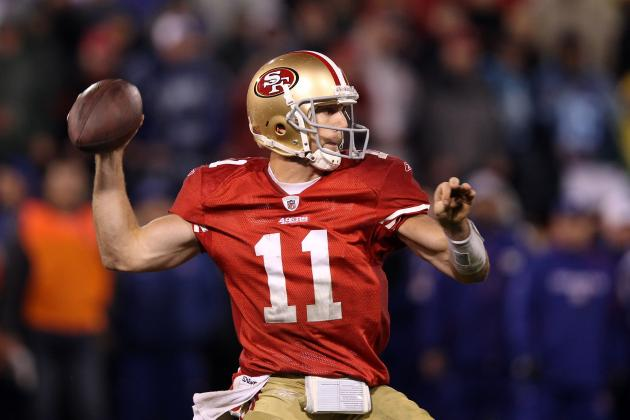 San Francisco 49ers: 3 Reasons Why Alex Smith Won't Regress in 2012