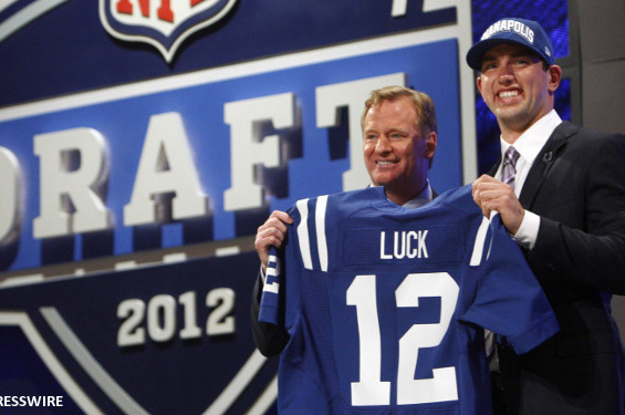 NFL 2012: 5 Lessons Every Rookie Must Learn Before Stepping Foot on a Field