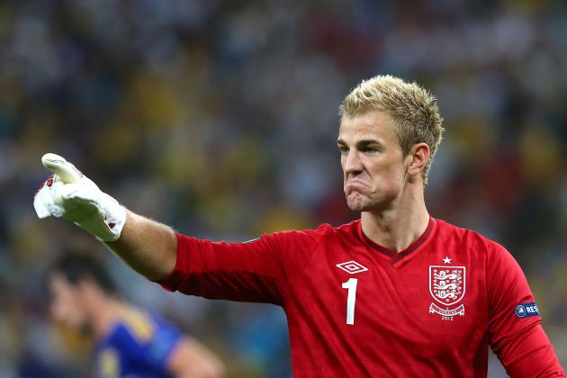 Euro 2012: 20 Best Faces