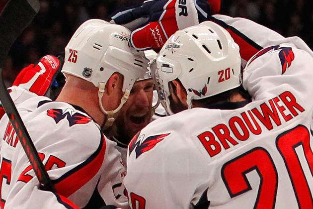 Washington Capitals 2012 NHL Draft Picks: Grades, Results and Analysis