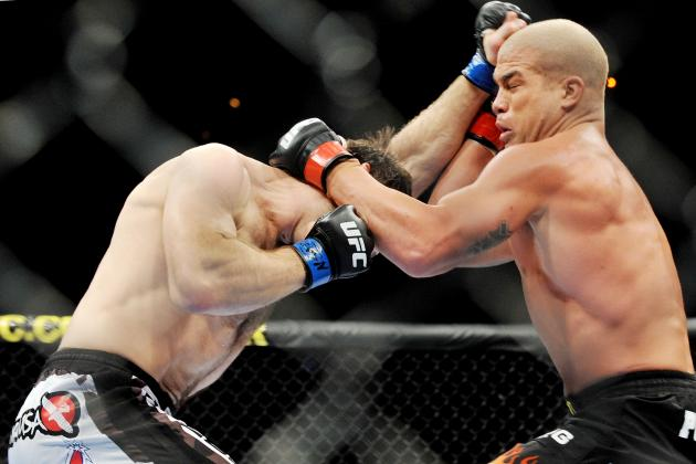 UFC 148 Preview: Tito Ortiz and the 10 Most Legendary MMA Street Fights