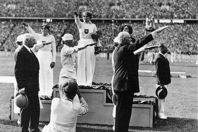 The Olympics:  History of the Fusion Between Politics and Sports