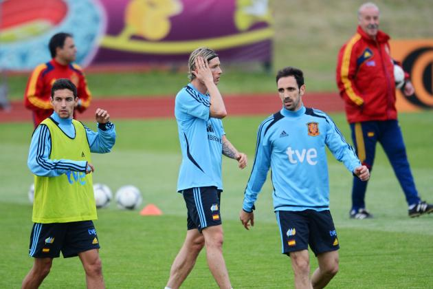 Euro 2012 Schedule: Spain and Squads That Are Surefire Locks for Semifinal