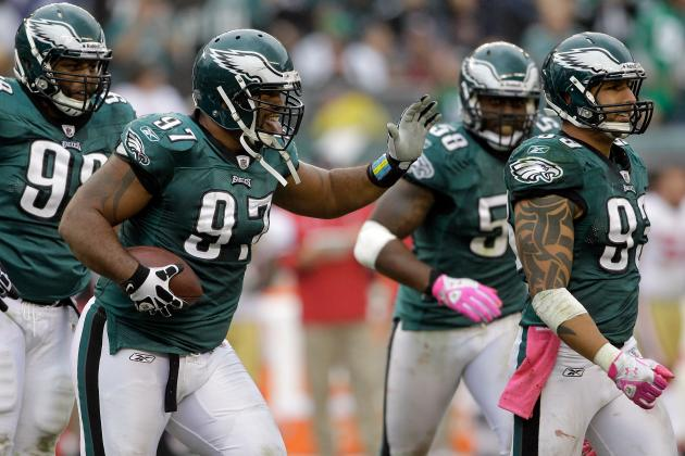 3 Philadelphia Eagles Who Could Lose Ground in 2012