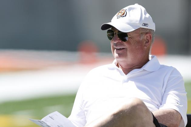 10 Things to Look Forward to from the Cincinnati Bengals' 2012 Training Camp