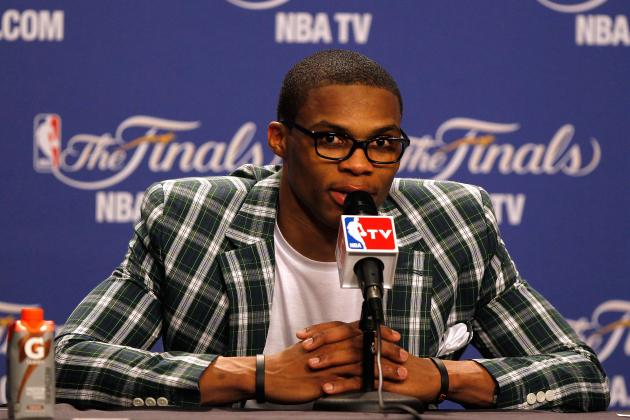 Russell Westbrook and 10 Ways to Spot the Generation X Point Guard