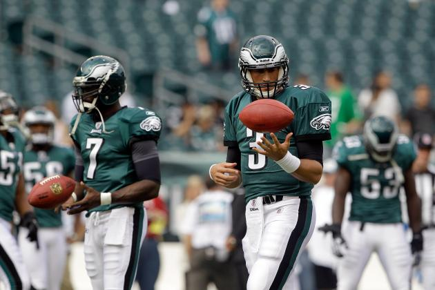 Philadelphia Eagles: 5 Backups Who'll Play a Major Role in 2012