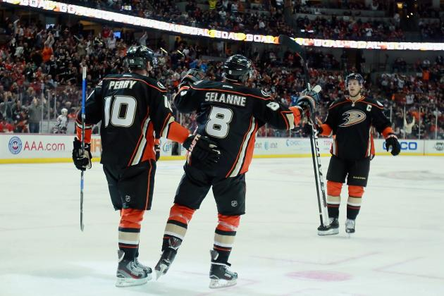 NHL Free Agency 2012: Who the Anaheim Ducks Could Target