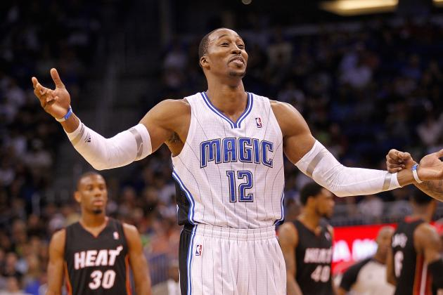 Dwight Howard: 5 Ways New Orlando Magic GM Rob Hennigan Can Appease D12