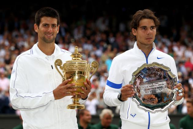 Wimbledon 2012: Highlighting Top 5 Rivalries Heading into Epic Tournament