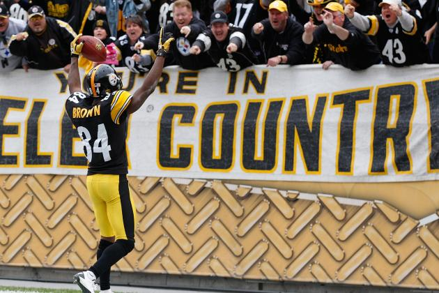 15 Encouraging Signs Heading into the 2012 Pittsburgh Steelers Season