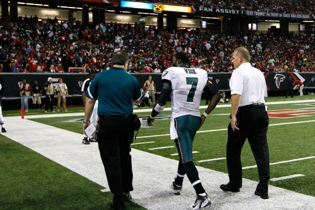 Philadelphia Eagles: 5 Ways to Overcome a Michael Vick Injury
