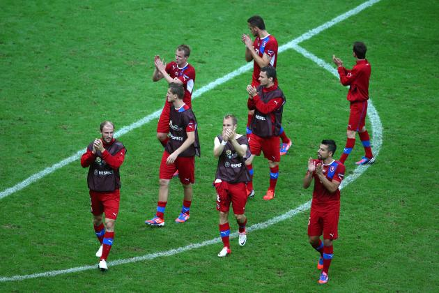Euro 2012: 5 Reasons Why Czech Republic Can Be Proud of Their Performance