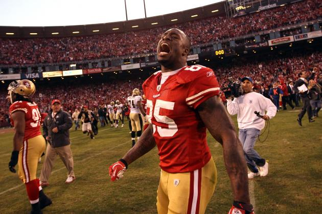 San Francisco 49ers: 4 Players Who Are a Lock to Make the Pro Bowl in 2013