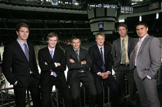 2012 NHL Draft Preview: Making a List and Checking It Twice