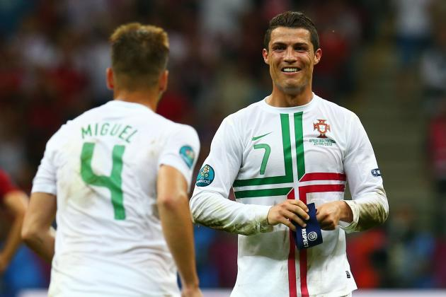 Czech Republic vs. Portugal: Player Ratings for Both Teams