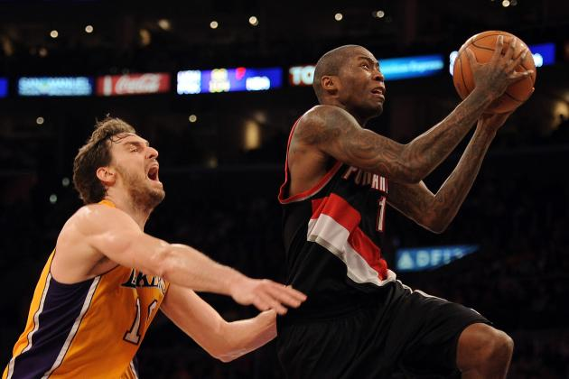 NBA Free Agency 2012: Jamal Crawford and Hottest Shooting Guards on Market