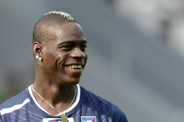 Mario Balotelli: 5 Things to Expect from the Man City Striker Against England